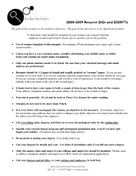 resume dos and don ts resume format pdf resume dos and don ts resume dos and don ts resume the dos and donts in