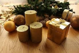Weihnachten Mega Set Gold Weihnachtskugeln Christbaumschmuck