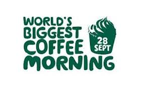 Image result for MACMILLAN COFFEE MORNING 2018