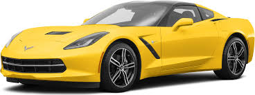 So within a day new logos were installed on the front hood, and steering wheel. 2017 Chevrolet Corvette Values Cars For Sale Kelley Blue Book
