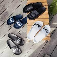 รองเท้าแตะ ARI SLIDE SANDALS ของแท้ (ไม่มีเลเซร์ชื่อ)