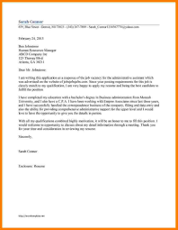 Sample Cover Letter For Any Vacant Position | | amplifiermountain.org