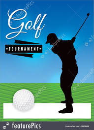 Golf Tournament Flyer Template Sports And Recreation Golf Tournament Flyer Template