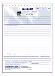 free printable bid proposal forms blank bid proposal form template free printable contractors forms