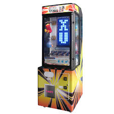 Stacker Vending Machine Mesmerizing Luxury Stacker Pile Up Prize Vending Game Machine