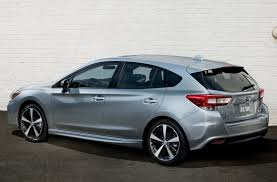 2018 subaru impreza 5 door. fine door 2018subaruimprezarearview in 2018 subaru impreza 5 door 0