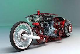 modification extream choper concept of custom motorcycles saboet
