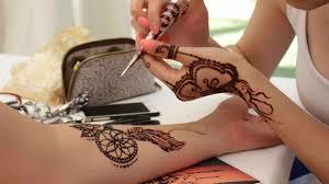 татуировки хной дома как сделать сколько держится
