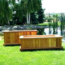 how to build a large planter box wooden boxes flower long melbourne