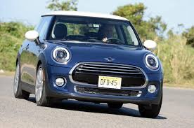 <b>Mini</b> One 1.2 first drive