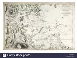 Wordens Pond Depth Chart G Scale Cut Out Stock Images Pictures Alamy
