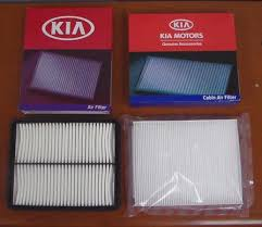 Ac Filters Orlando 2011 2015 Kia Optima 2 Piece Filter Kit Oem Air Filter And A C