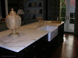 Kitchen Sinks For Granite Countertops Atlanta Granite Kitchen Countertops Precision Stoneworks