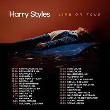Harry Styles - To ensure fans get ...