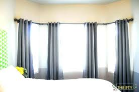 long curtain rods window curtain rods heavy duty curtain rods bay window rods with bow window long curtain rods