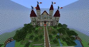 Castle Flag Minecraft Castles Photo ...