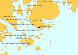 Bass Harbor Maine Tide Chart