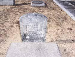 Thomas Hartridge Brewton (1881-1882) - Find A Grave Memorial