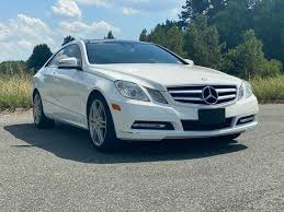And the luxury of this vehicle is top notch. Used 2013 Mercedes Benz E Class E 350 Coupe 4matic For Sale Right Now Cargurus