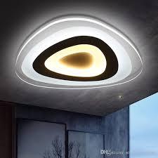 ultra thin modern ceiling light flush mount light lamparas techo led fixture for kids bedroom lighting green pendant light red pendant lights from