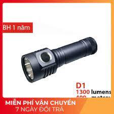 nhập DENPNEW giảm 20k] Đèn pin EMISAR D1 sử dụng LED XP-L HI độ sáng  1300lm, chiếu xa 400m, giá chỉ 800,000đ! Mua ngay kẻo hết!