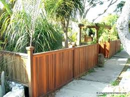 Backyard Fence Design Amazing Front Yard Wood Fence Front Yard Wood Fence Ideas Front Yard Wood
