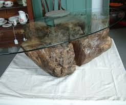 ... Large-size of Breathtaking Silver Base Placed On Together With Tree  Root Coffee Thin Brown ...