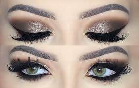 dramatic brown smokey eye makeup tutorial english makeup tutorial