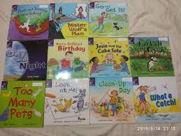 Rigby Rocket Readers Suitable For K1 On Carousell