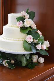 Simple 2 Layer Wedding Cake Pretty How To Bake And Decorate A 3 Tier