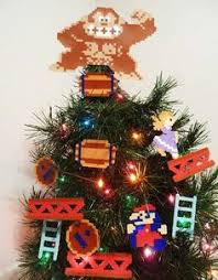 Christmas Tree Topper Star Super Mario Bros NintendoSuper Mario Christmas Tree