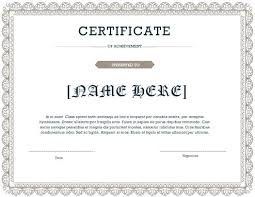 Make Your Own Award Certificate Army Paper C Ijbcr Co