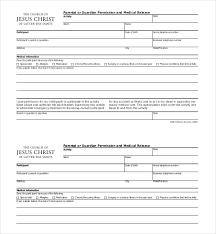 Property Damage Release Form Sample. Property Damage Release Form ...
