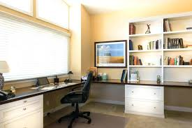 home office built in. Outstanding Built In Desk Transitional Style Layout Office Home T