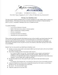 mortgage modification hardship letter hardship letter guide for homeowners