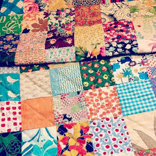 Patchwork Quilt Blanket (DOUBLE SIZE) &  Adamdwight.com