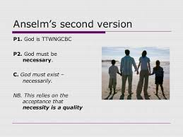 anselm ontological argument essay custom paper academic service  anselm ontological argument essay anselm probably the greatest theologian to become archbishiop of canterbury