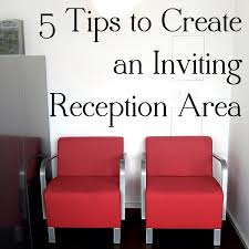Therapy Office Decor 5 Tips For Creating An Inviting Reception Area In Your Clinic Webpt