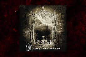 Korn Design 16 Years Ago Korn Release Take A Look In The Mirror