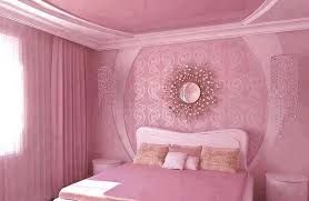 all pink bedroom photo - 8