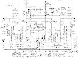 Garage door opener transmitter wageuzi