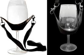 china hands free wine glass holder necklace china wine glass holder lanyard wine glass holder necklace