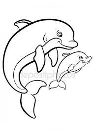Kleurplaten Nl Dieren Dolfijnen Information And Ideas Herz Intakt