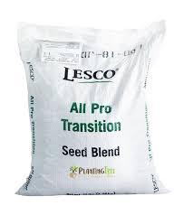 Grass Seed Germination Chart Lesco Transition Blend Grass Seed