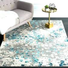 grey and tan area rug blue rugs s white checd