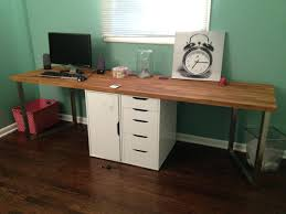 wood office cabinet. Wood Office Furniture Perth Makeover Part One Diy Desk Ikea Hack Solid Uk Desks Cabinet