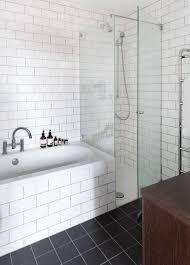 bathroom subway tile floor. Bathroom Subway Tile Floor 9