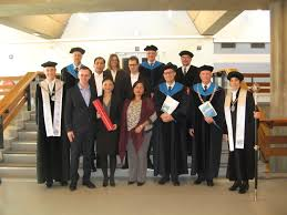 Phd Degree Ms Calderon Palma Awarded Phd Degree Ihe Delft Institute For Water