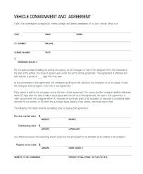consignment form for cars artist gallery consignment agreement sales sample template strand to