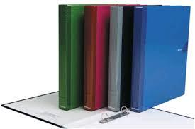 Папки-регистраторы : <b>Папка</b>-<b>файл</b> 35мм EK19871 <b>2 кольца</b> ...